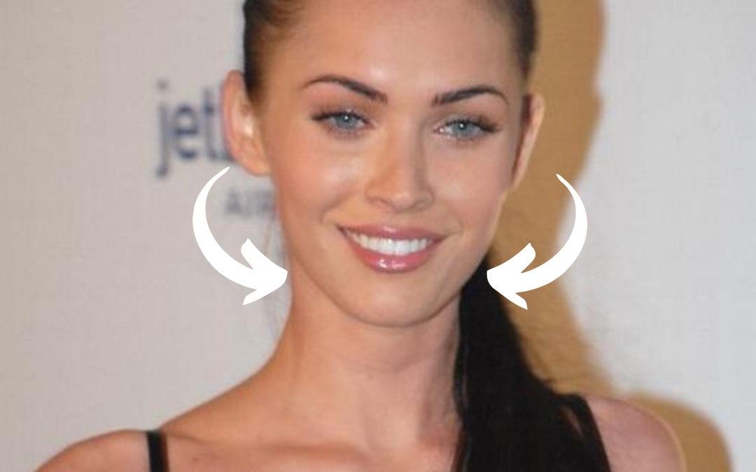 Morfología y Contouring facial I – rostro ovalado