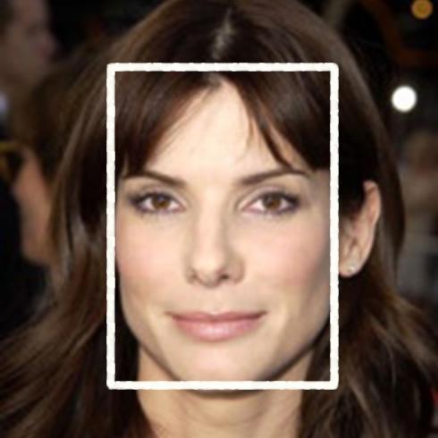 Contorneado facial IV – rostro rectangular