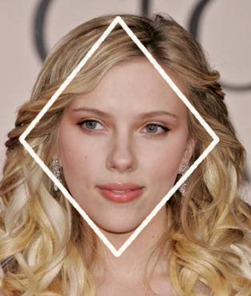 Contorneado facial VIII – rostro diamante